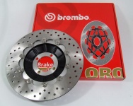 Brembo brake disc for the R 100 80 GS / PD Paralever from 88-90