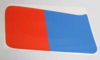 Aufkleber R 80 G/S Tank linke Seite rot-blau