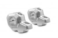 Lenkerverlegung für R 1100 und 1150 GS, silber