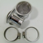 Aluminum funnel for 40 BING carburetors