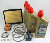 Maintenance package BMW 2 valve 25.000km Castrol without oil cooler