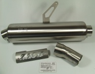 Zach Silencer for BMW R 1200 GS LC from 2013