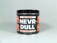 NEVR DULL metal high-gloss polishing wadding
