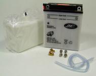 Batterie mit Säurepack JMT 12V 12 AH