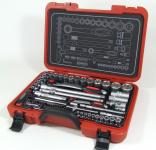 65 tlg. Steckschlüsselsatz Professional