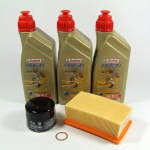 Maintenance package BMW F 700 / 800 GS and F 650 GS (2008+) 20000km Castrol 15W-50
