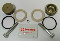 Gasket set brake shoe Brembo and piston R 100/80 GS