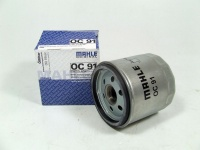 Oil filter MAHLE OC 91