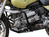 Sturzbügelsatz schwarz für BMW R 1100 + 850 GS