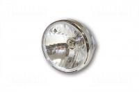 7 Zoll Scheinwerfer RENO 2 mit LED-Ring, chrom, klares Glas