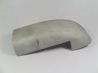 Aluminium Abdeckung Motorblock