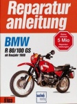 Repair Manual BMW R 80 / 100 GS, Paralever 1988-1997 in German