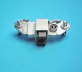 Kohlebürstenplatte für Lichtmaschine 2V