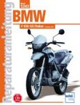 Reparaturanleitung BMW F 650 GS / Dakar 2001 - 2007