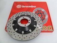 Brembo brake disc for the R 100 / 80 GS and R Paralever  from 88-94