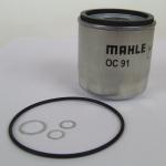 Ölfilter MAHLE OC 91D1