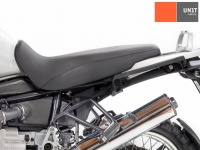 Seat long synthetic leather black for BMW 850/1100/1150GS