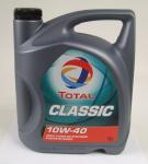 TOTAL CLASSIC 10W-40 / 5 Liter