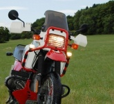 MICRO BMW R 100 80 GS G/S Fog/Driving lights with switch