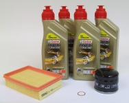 Maintenance package BMW 1250 GS/GS ADV/R/RS/RT Modelle Castrol