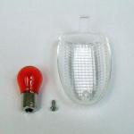 Blinkerglas weiß / klar für 850 GS R / 1100 GS R / 1150 GS original Blinker