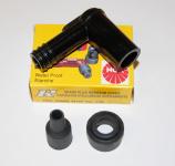 Spark plug resistor cover set for BMW 2 valve air heads
