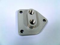 Ölfilterdeckel für 2 Ventilboxer mit Ölkühler