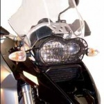 Hepco + Becker Headlight protective guard for the BMW R 1200 GS Adventure