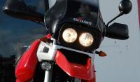 Doppelscheinwerfer für die BMW R 1100 / 850 GS