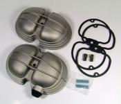 Ventildeckelnachrüstung mit Öleinfüllstutzen für BMW 2V Boxer
